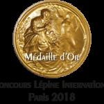 médaille concours lepine